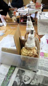法螺貝製作実習6